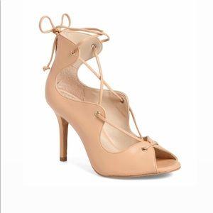 Vince Camuto | Saraya Nude Heel Sandal